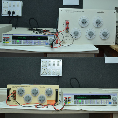 Decade Resistance Box Calibration Services 30 µΩ To 1TΩ
