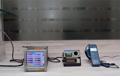 Instruments Calibrated Services